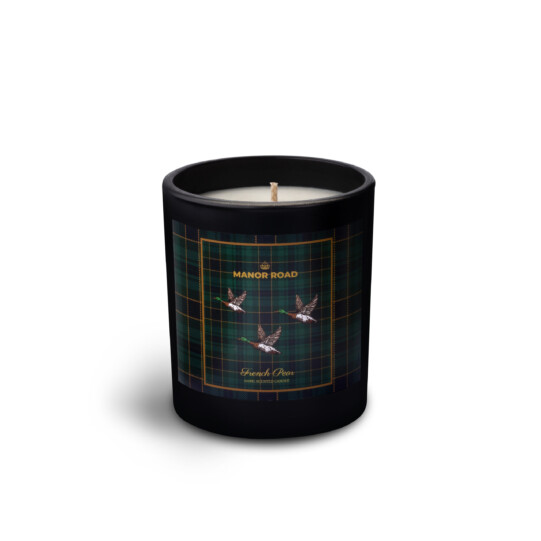 Manor Road French Pear Candle